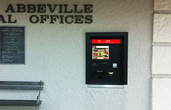 Bill Payment Kiosk - Abbeville, Louisiana