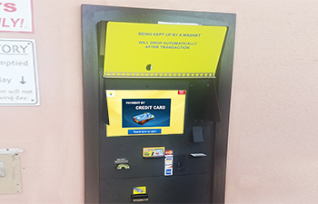 Utility & Courts Payment Kiosk